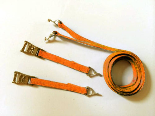 Hlt-Wm082 Ratchet Straps (Orange) Farming Accessories And Diorama Dept