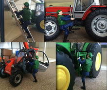 Load image into Gallery viewer, Hlt-Wm085 Climbing Tractor Driver Animals And Figures (All Scales)