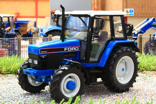 IMBER FORD POWER STAR 6640 SL 4WD TRACTOR (IMB003-1306)