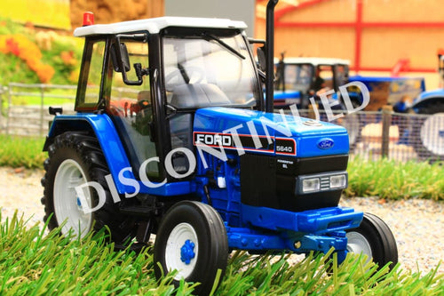 IMBER MODELS FORD  5640 SL 2WD TRACTOR (IMB001-1191)