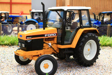 Load image into Gallery viewer, IMBER MODELS FORD 5640 SLE 2WD INDUSTRIAL TRACTOR - YELLOW (IMB002-1276)