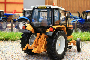 IMBER MODELS FORD 5640 SLE 2WD INDUSTRIAL TRACTOR - YELLOW (IMB002-1276)