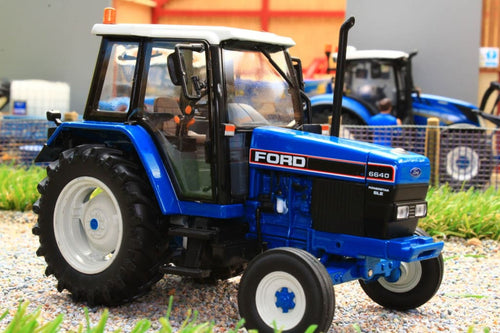 IMBER MODELS FORD POWER STAR 6640 SLE 2WD TRACTOR (IMB003-1313)