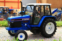 Load image into Gallery viewer, IMBER MODELS FORD POWER STAR 6640 SLE 2WD TRACTOR (IMB003-1313)