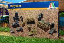 Load image into Gallery viewer, Ita6517 Italeri Jerry Can Set (1:35 Scale) Farming Accessories And Diorama Dept