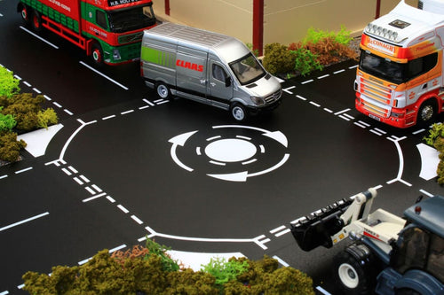 JTD1004 MINI ROUNDABOUT IN 1:50 SCALE