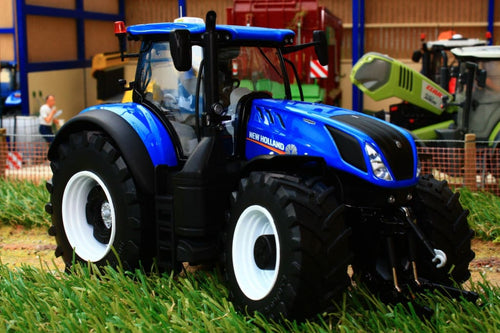 MM1603 MARGE MODELS NEW HOLLAND T7.315 BLUE TRACTOR