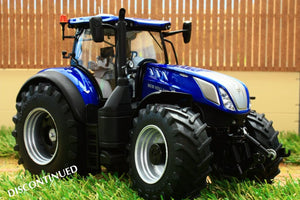 MM1605 MARGE MODELS NEW HOLLAND T7.315 BLUE POWER TRACTOR