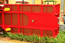 Load image into Gallery viewer, Mm1901-01 Marge Models Pacton Flatbed Lorry Trailer In Red Tractors And Machinery (1:32 Scale)
