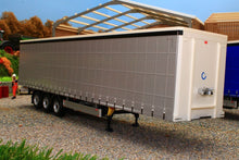 Load image into Gallery viewer, MM1902-01-13 MARGE MODELS PACTON CURTAINSIDER LORRY TRAILER IN PLAIN GREY
