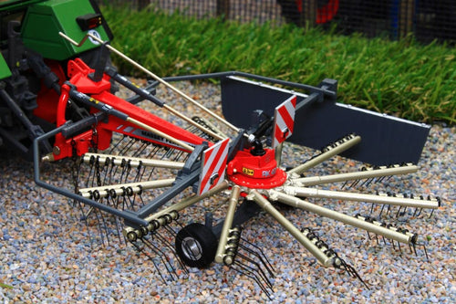 MM2006 MARGE MODELS MASSEY FERGUSON RK421DN GRASS RAKE