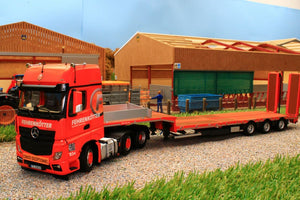 MMCS-FEHRENKOTTE MARGE MODELS MERCEDES BENZ ACTROS GIGASPACE 6 X 2 LORRY