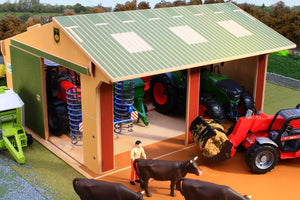 Brushwood Large Scale Utility Shed – Image 1
