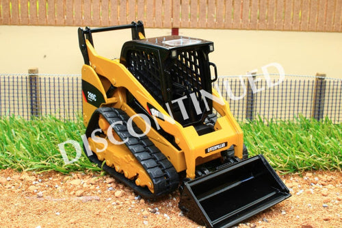 NOR55226 NORSCOT CAT 299C COMPACT TRACKED LOADER