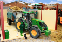 Load image into Gallery viewer, Pb17 Large Open Double Silage Clamp Pro-Build Range (1:32 Scale)