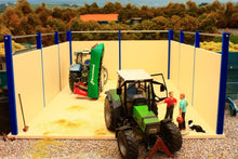 Load image into Gallery viewer, PB4 Pro Build Open Silage Clamp (Blue Frame)