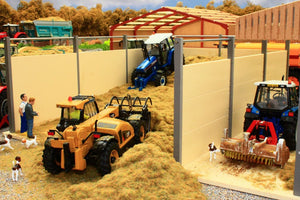 PB4 Pro Build Open Silage Clamp