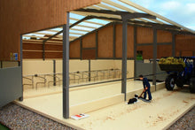 Load image into Gallery viewer, Pb6A Pro Build Modern Cubicle Shed Pro-Build Range (1:32 Scale)