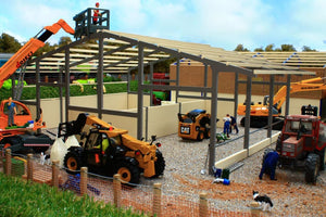 PB6B(G) Pro Build Modern Cubicle Shed (Grey Frame)