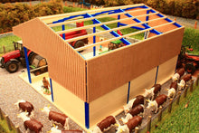 Load image into Gallery viewer, Pb2A Pro Build Side Feed Livestock Shed Pro-Build Range (1:32 Scale)