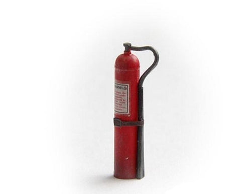 PLMEL004 Plusmodel Big Fire Extinguisher (135 scale)