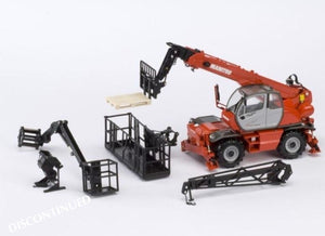 R80101 ROS MANITOU MRT 2150 TELEHANDLER WITH ACCESSORIES