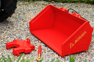 REP023 REPLICAGRI AGRAM BENNETTE LINK BOX IN RED
