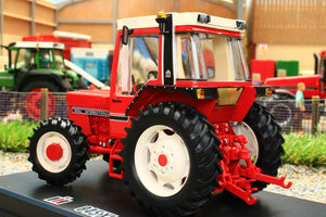 REP060 REPLICAGRI INTERNATIONAL IH 845 XL TRACTOR 4WD RED FENDERS