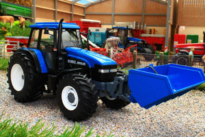 REP094 REPLICAGRI NEW HOLLAND 8360 4WD TRACTOR & GODET LINK BOX FRONT OR REAR MOUNTED