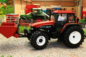 REP095 REPLICAGRI NEW HOLLAND FIATAGRI M135 4WD TRACTOR AND GODET LINKBOX - FRONT OR REAR MOUNTED