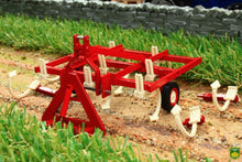 Load image into Gallery viewer, Rep111 Replicagri Ih Chisel Cultivator 55 2.45 3.60 Tractors And Machinery (1:32 Scale)