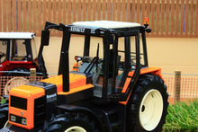 Load image into Gallery viewer, Rep122 Replicagri Renault 120 54 Tz Tractor Tractors And Machinery (1:32 Scale)