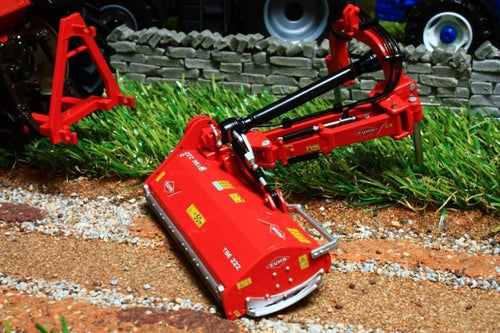 REP127 REPLICAGRI KUHN TBE 222 SIDE MOWER