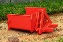 Load image into Gallery viewer, Rep140O Replicagri Bennette Link Box In Orange Tractors And Machinery (1:32 Scale)