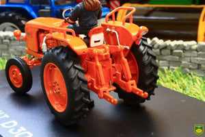 Rep143 Replicagri Renault D30 Tractor With Driver Figure Tractors And Machinery (1:32 Scale)