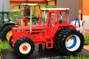 Rep172 Renault 1181 4 Jumele Tractor With Removable Duals Tractors And Machinery (1:32 Scale)