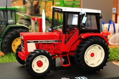 REP210 REPLICAGRI INTERNATIONAL IH 743 4X4 TRACTOR