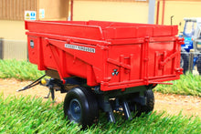Load image into Gallery viewer, Rep218 Replicagri Massey Ferguson Benne 108Se Tipping Trailer ** £5 Off Rrp! Tractors And Machinery