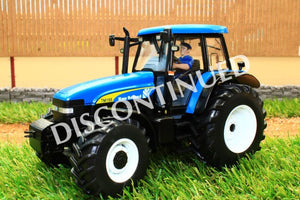 REP ACA2019 REPLICAGRI NEW HOLLAND TM155 SPECIAL LIMITED EDITION TRACTOR