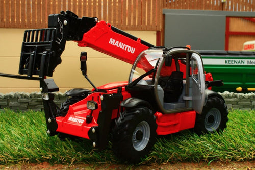 R00154.1 Ros Manitou Chariot Mt 1840 Telehandler Tractors And Machinery (1:32 Scale)
