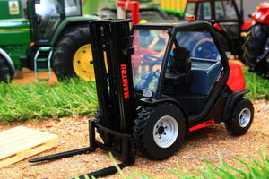 Ros00156 Ros Manitou Mc18 Fork Lift Truck Tractors And Machinery (1:32 Scale)