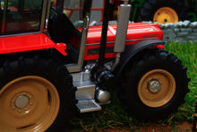 Load image into Gallery viewer, Sch07627 Schuco Schluter 1350 Tractor With Link Box Tractors And Machinery (1:32 Scale)