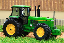 Load image into Gallery viewer, Sch0768 Schuco John Deere 4850 4Wd Tractor Tractors And Machinery (1:32 Scale)