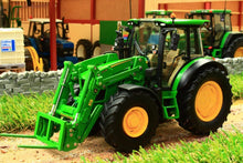 Load image into Gallery viewer, SCH07728 SCHUCO JOHN DEERE 5125R TRACTOR WITH FRONT LOADER