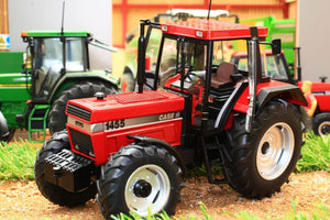 Sch07811 Schuco Case Ih 1455 Xl Tractor In Red Tractors And Machinery (1:32 Scale)