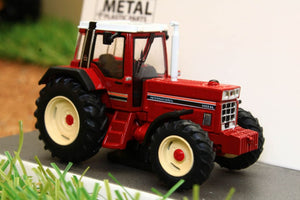 Sch26418 Shuco 187 Scale International 1455 Xl Tractor Tractors And Machinery (1:87 Scale)