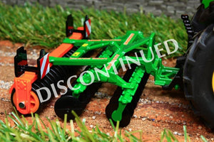 2063 Siku Amazone Compact Disc Cultivator Discontinued Tractors And Machinery (1:32 Scale)