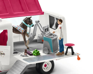Sl42370 Schleich Horse Club Mobile Vet Clinic ** 10% Off Equestrian Department (All Scales)