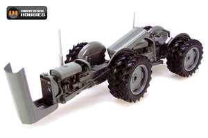 Uh2700 Universal Hobbies Pes002 Ferguson Ted-40 Dual Drive - Limited Edition Tractors And Machinery