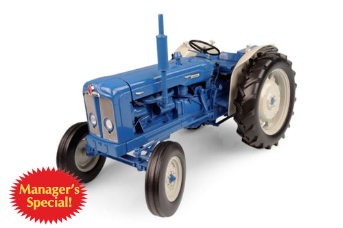 UH2780 UNIVERSAL HOBBIES 116TH SCALE FORDSON SUPERMAJOR 'NEW PERFORMANCE' TRACTOR